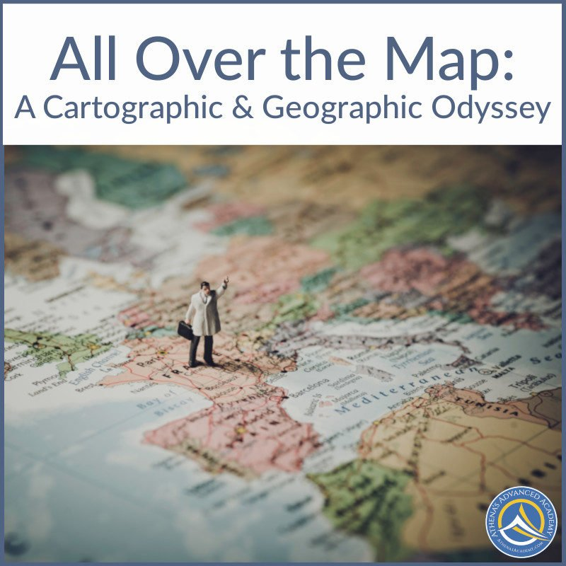 All Over the Map: A Cartographic & Geographic Odyssey