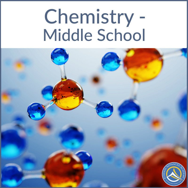 Chemistry – Middle School