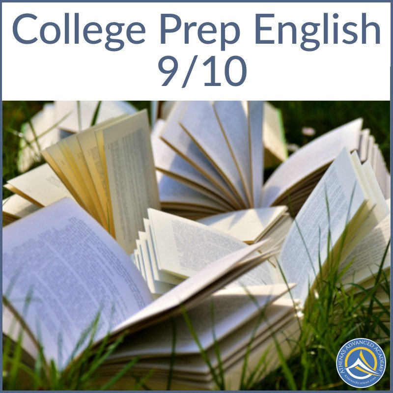 College Prep English 9-10