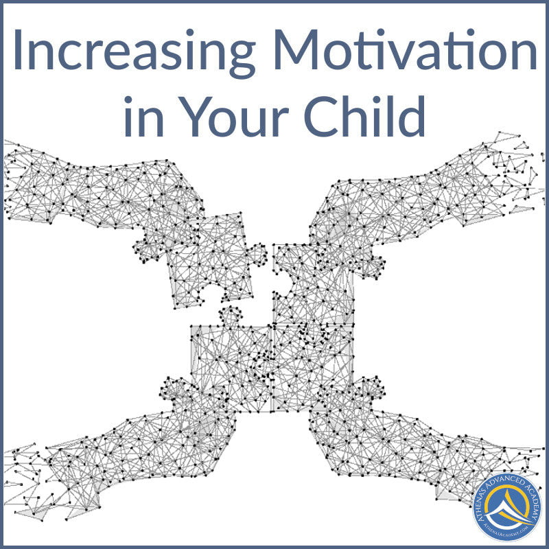 Increasing Motivation in Your Child