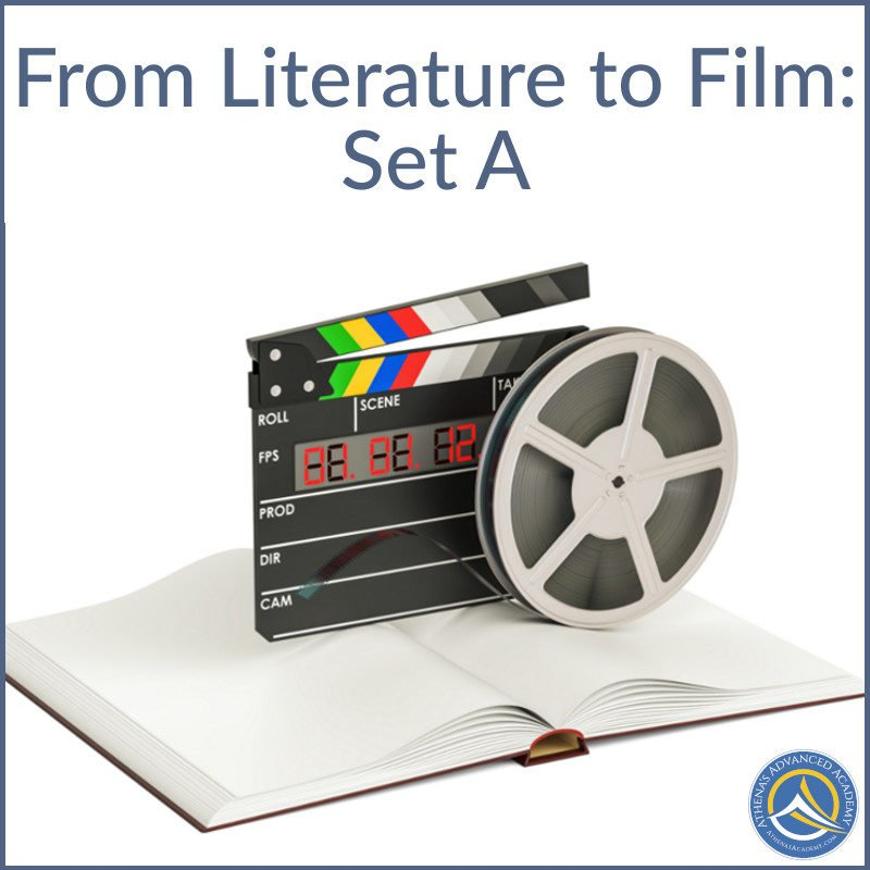 From Literature to Film: Set A