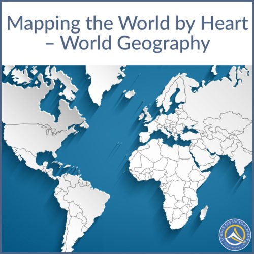 Mapping the World by Heart – World Geography