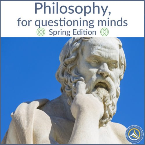 Philosophy, for questioning minds - Spring