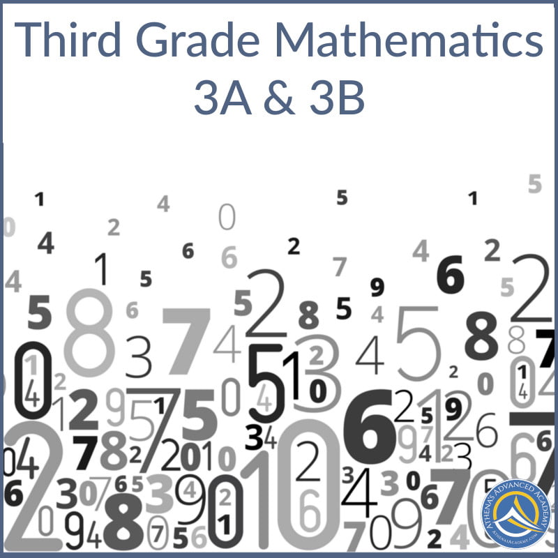 Mathematics, Third Grade - 3A & 3B - 16-Weeks of Content - Permanently  Archived Course