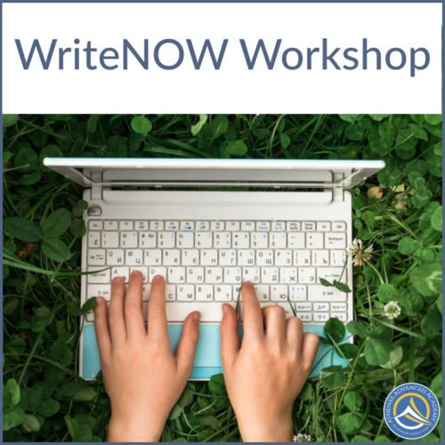 WriteNOW Workshop