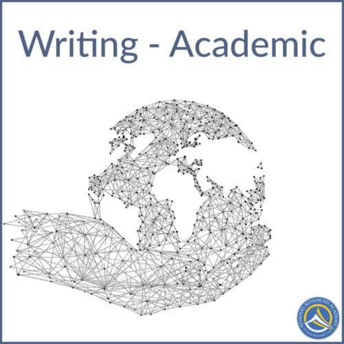 Writing - Academic