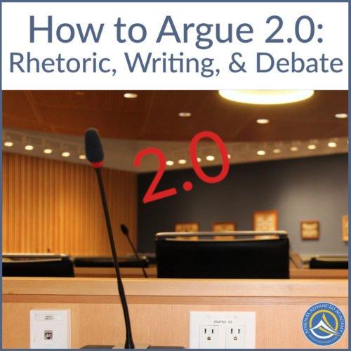 How to Argue Writing 2.0