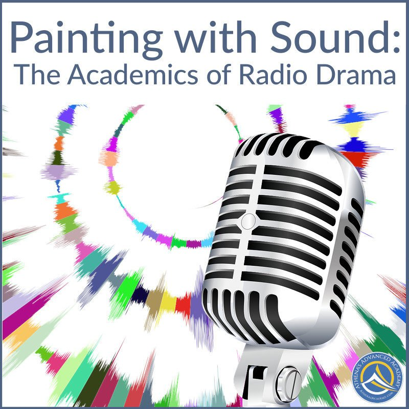 Painting with Sound: The Academics of Radio Drama