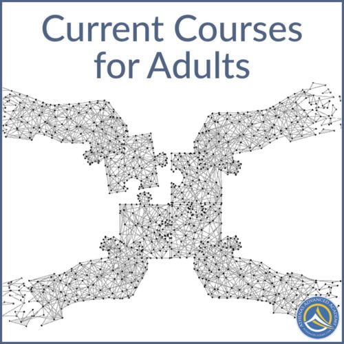 Current Courses for Adults